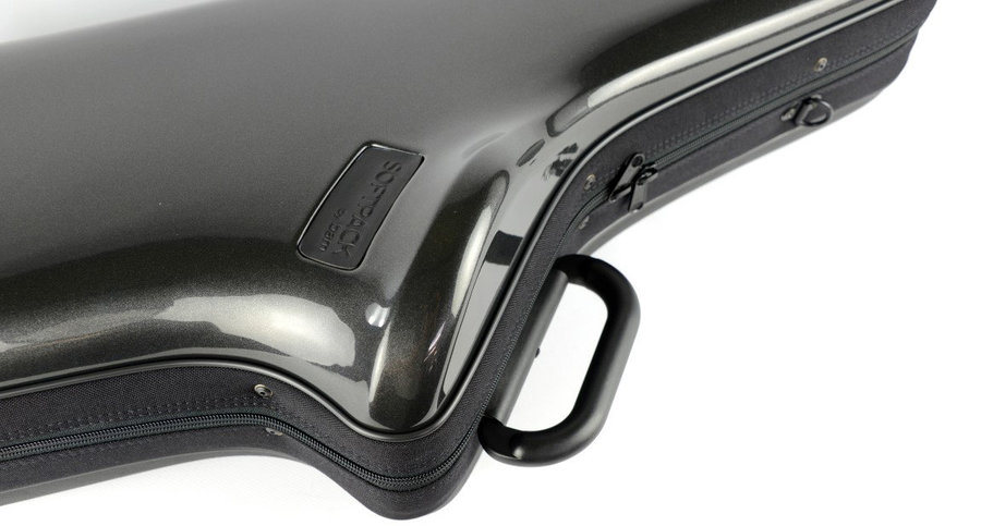 View larger image of Bam Softpack Tenor Saxophone Case - Black
