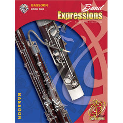 Band Expressions Book 2 - Bassoon w/CD