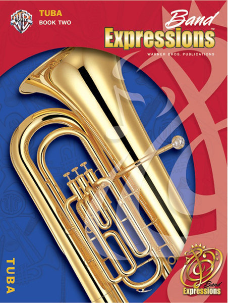 View larger image of Band Expressions Book 2 - Tuba w/CD
