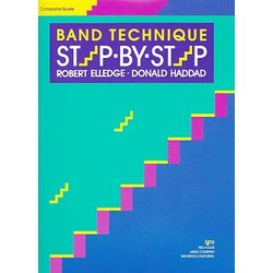 Band Technique Step By Step - Conductor