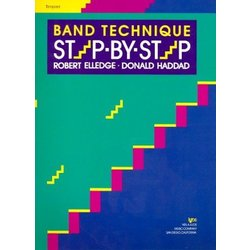 Band Technique Step By Step - Timpani