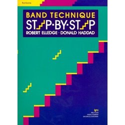 Band Technique Step By Step - Trombone