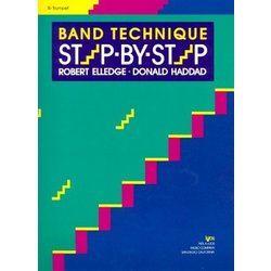 Band Technique Step by Step - Trumpet