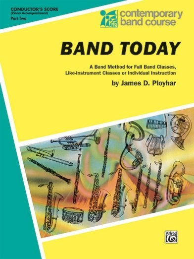 View larger image of Band Today, Part 2 - Conductor (Piano Accomp)