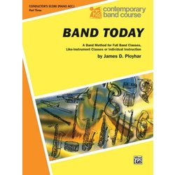 Band Today, Part 3 - Conductor (Piano Accomp)