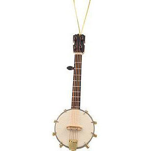 View larger image of Banjo Ornament
