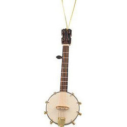 Banjo Ornament