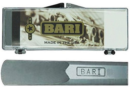 View larger image of Bari Star Bb Clarinet Reed - Soft, Single