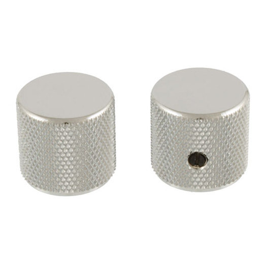 View larger image of Barrel Knobs - Chrome