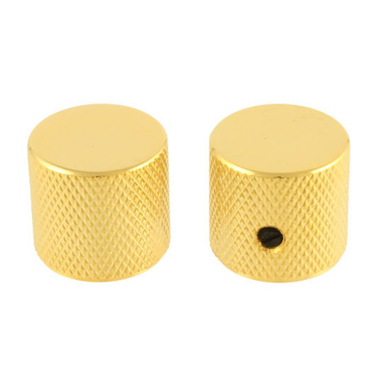 View larger image of Barrel Knobs - Gold