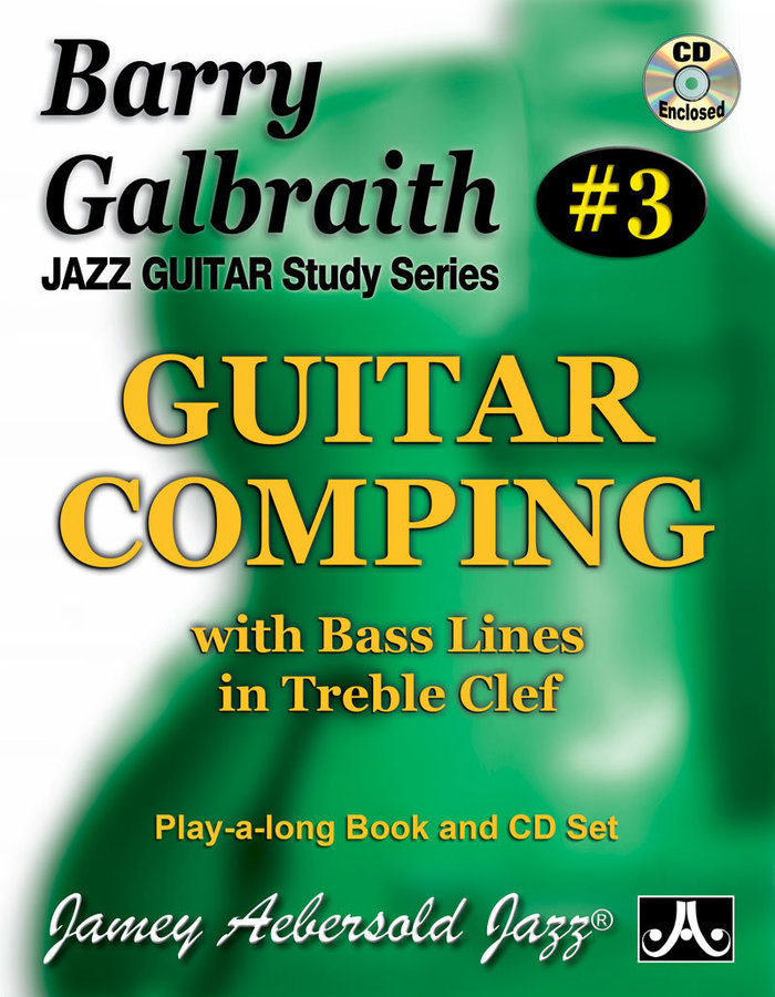 View larger image of Barry Galbraith Jazz Guitar Study Series #3: Guitar Comping w/CD