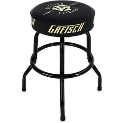 Gretsch Power and Fidelity Logo Barstool - 24""