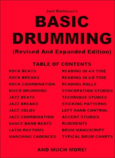 View larger image of Basic Drumming (Revised and Expanded) - Joel Rothman