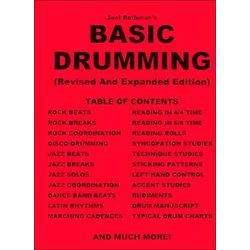 Basic Drumming (Revised and Expanded) - Joel Rothman
