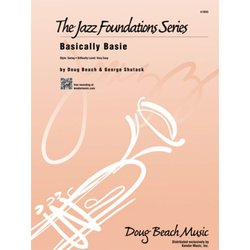 Basically Basie - Score & Parts, Very Easy