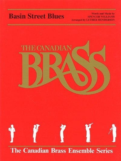 View larger image of Basin Street Blues - The Canadian Brass (Brass Quintet)