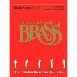 Basin Street Blues - The Canadian Brass (Brass Quintet)