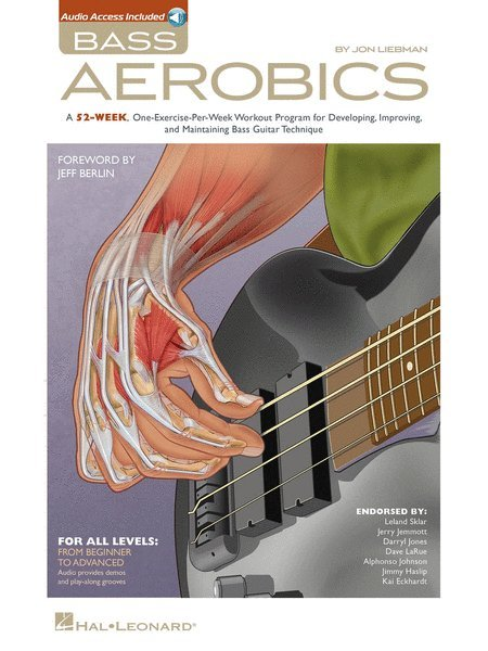 View larger image of Bass Aerobics w/Online Audio