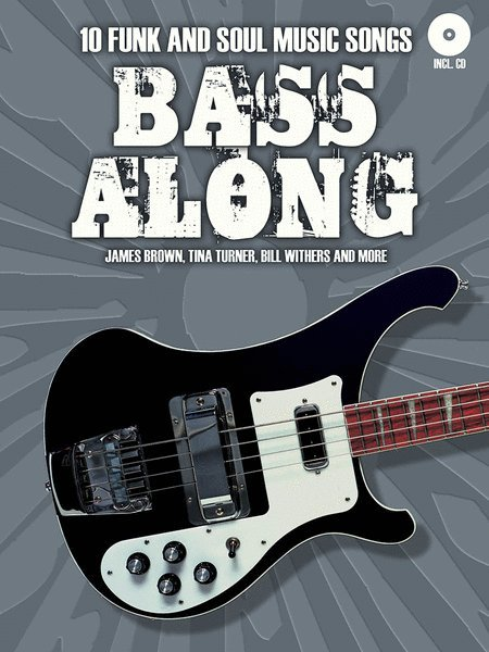 View larger image of Bass Along - 10 Funk and Soul Music Songs w/CD