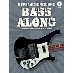 Bass Along - 10 Funk and Soul Music Songs w/CD