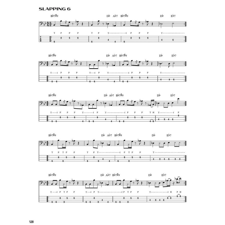 View larger image of Bass Chops - A Step-by-Step Method for Developing Extraordinary Technique on the Bass Guitar w/Online Video