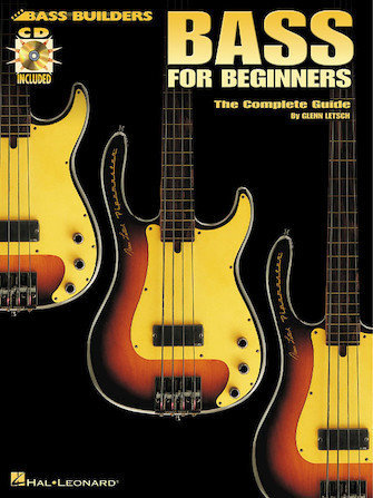 View larger image of Bass for Beginners: The Complete Guide w/CD