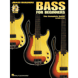 Bass for Beginners: The Complete Guide w/CD