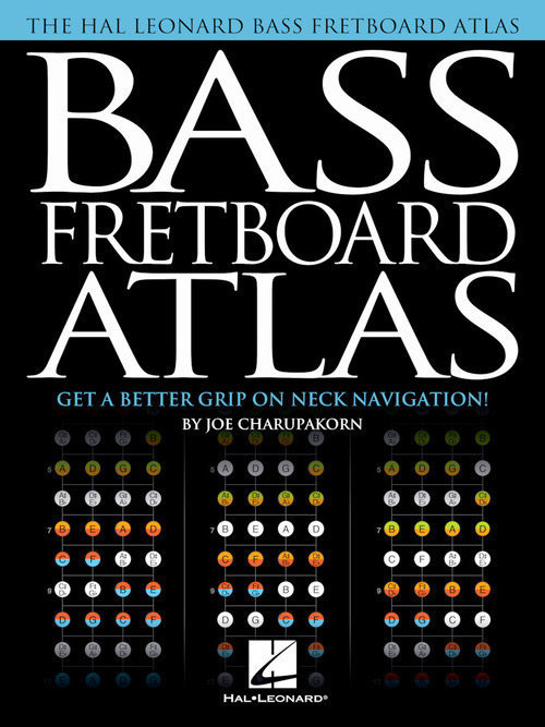 View larger image of Bass Fretboard Atlas