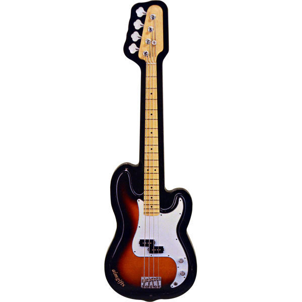 View larger image of Bass Guitar Magnet
