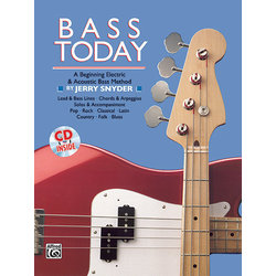 Bass Today w/CD