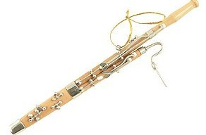 View larger image of Bassoon Ornament - 6-3/4