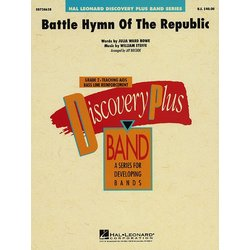Battle Hymn of the Republic - Score & Parts, Grade 2