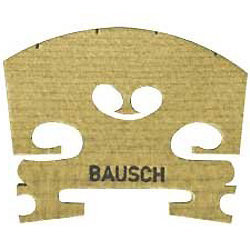View larger image of Bausch Fitted Violin Bridge - 4/4