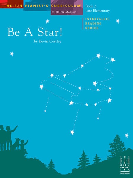 View larger image of Be A Star! - Hymns, Book 2