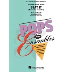 Beat It (Michael Jackson) - Percussion Ensemble
