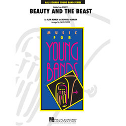Beauty and the Beast - Medley, Score & Parts, Grade 3