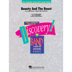 Beauty and the Beast - Score & Parts, Grade 1.5