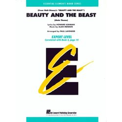 Beauty and the Beast (Theme) - Score & Parts, Grade 1