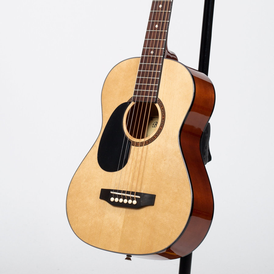 View larger image of BeaverCreek BCTD401 1/2 Size Acoustic Guitar - Natural, Left Handed