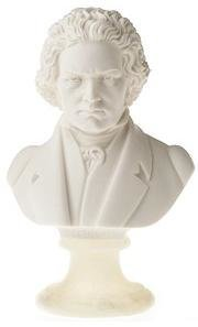 View larger image of Beethoven Bust - Small, 4-1/2