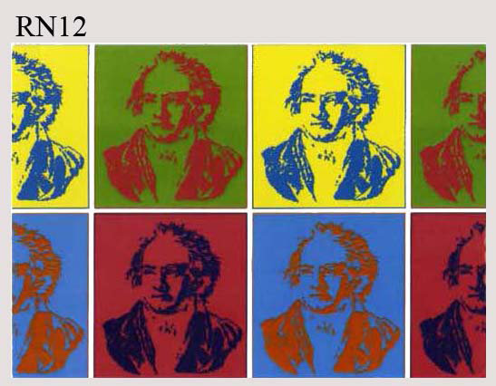 View larger image of Beethoven Note Cards - 10 Box