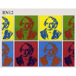 Beethoven Note Cards - 10 Box
