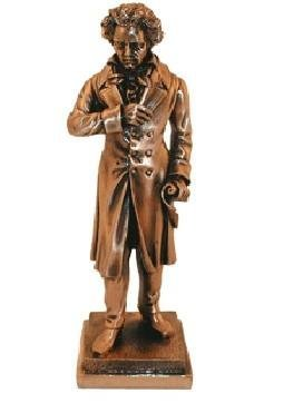 View larger image of Beethoven Standing Sculpture