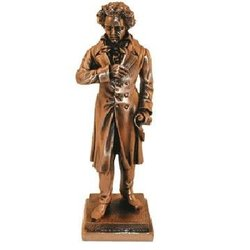 Beethoven Standing Sculpture