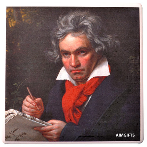 View larger image of Beethoven Stone Coaster
