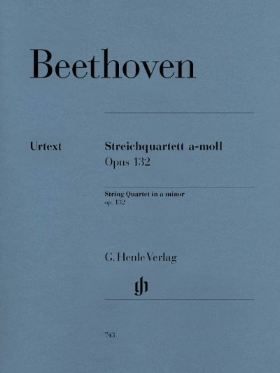 View larger image of Beethoven String Quartet A Minor Op.132