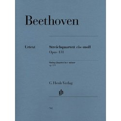 Beethoven String Quartet C Sharp minor Op.131