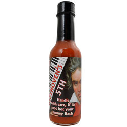 Beethoven's Hot Sriracha - 5oz