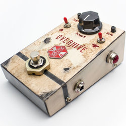 Beetronics Overhive Overdrive Pedal