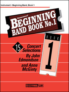 View larger image of Beginning Band Book No.1 - Trumpet 1